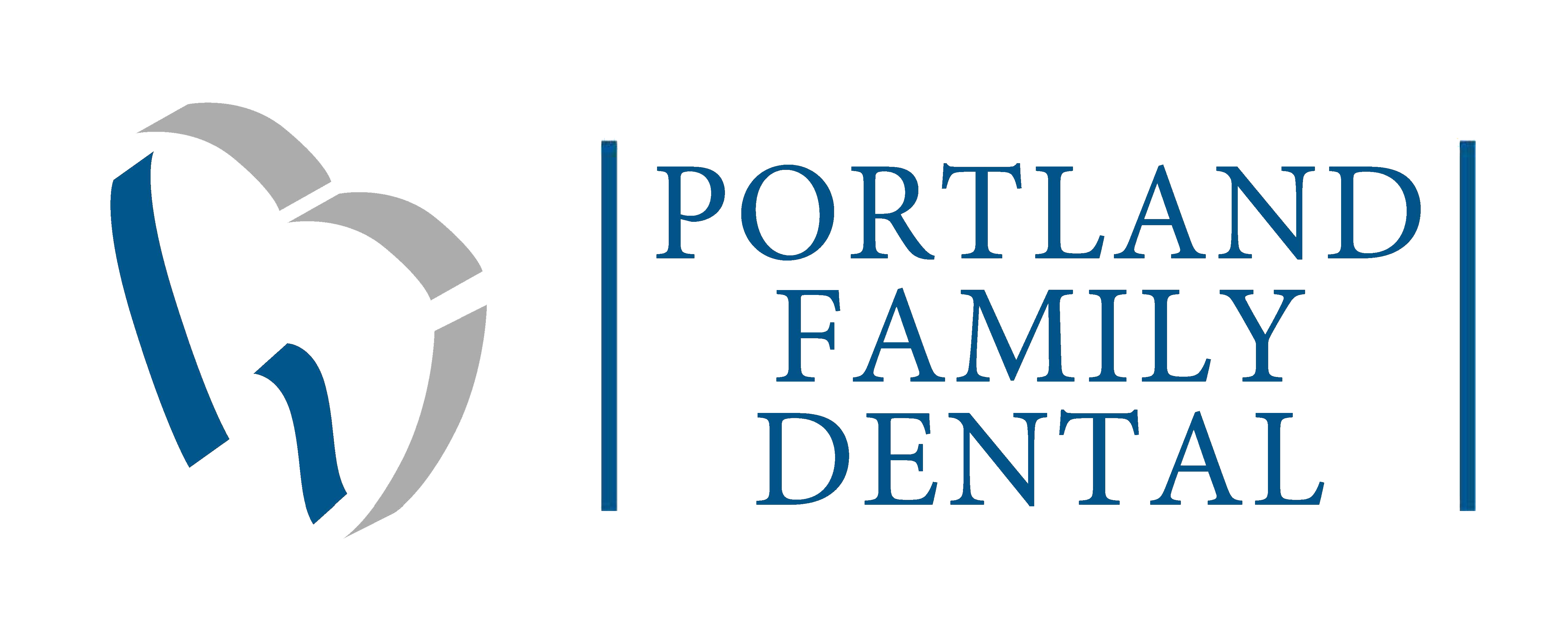 Portland Family Dental Logo